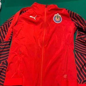 Puma chivas jacket